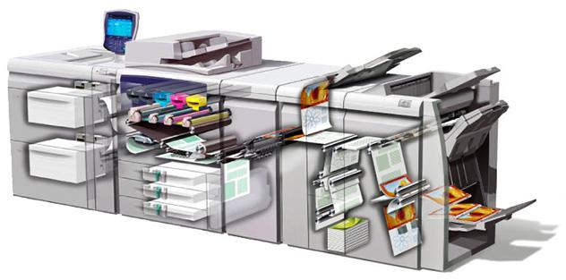 printul digital