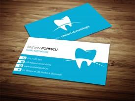 carti vizita dentisti