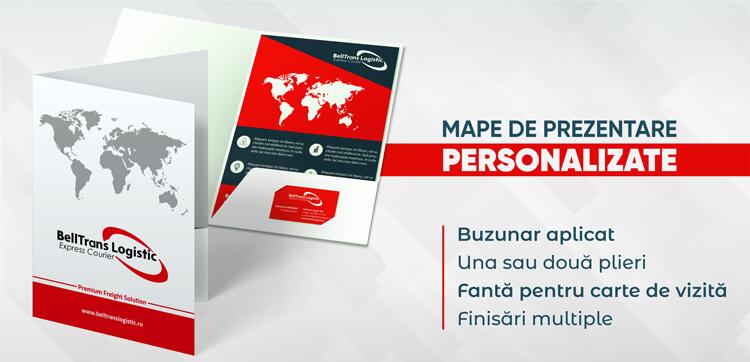 Mape personalizate