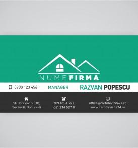 carte vizita imobiliare