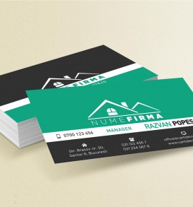 carti de vizita imobiliare