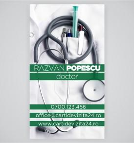 carte de vizita medici