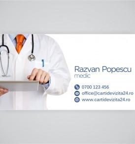 carti de vizita medici