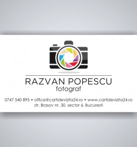 carti de vizita foto
