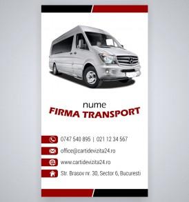 carti vizita transport persoane
