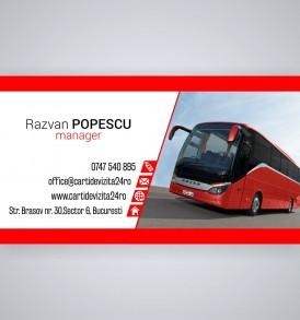 carti vizita autocar