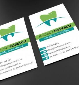 carti vizita stomatologi