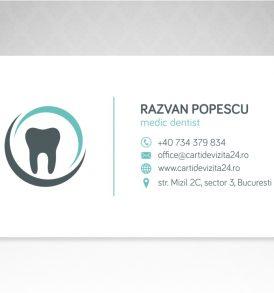 carti vizita dentist