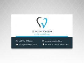 carti vizita stomatolog