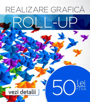grafica roll-up