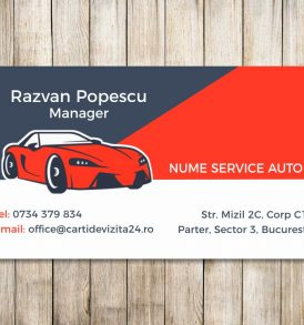 carti de vizita service auto