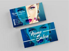 carti de vizita make-up