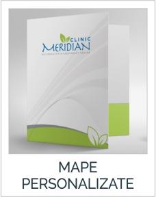 mape de prezentare