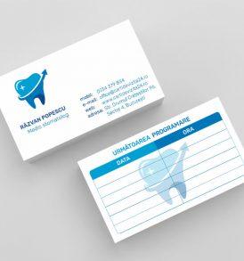 carti de vizita dentist
