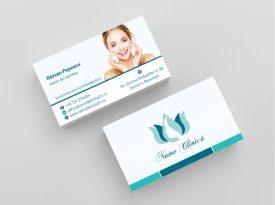carti de vizita dermatolog